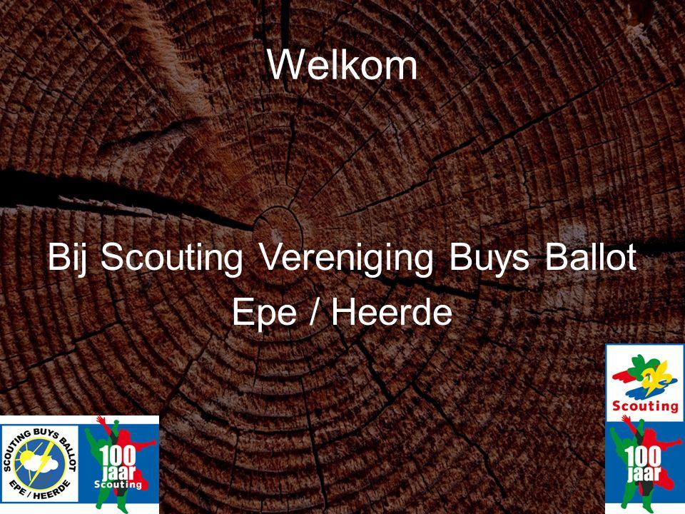 Bij Scouting Vereniging Buys Ballot