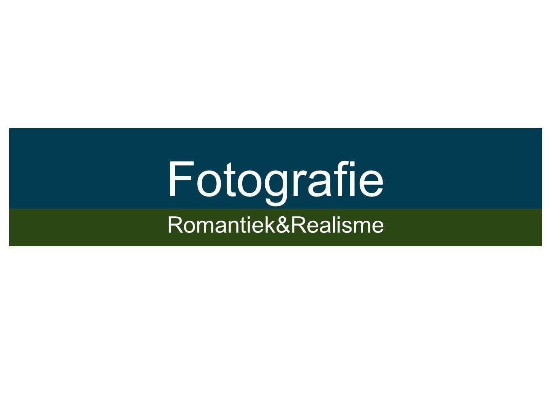 Fotografie Romantiek&Realisme