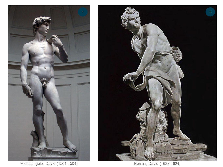 Michelangelo, David (1501-1504)