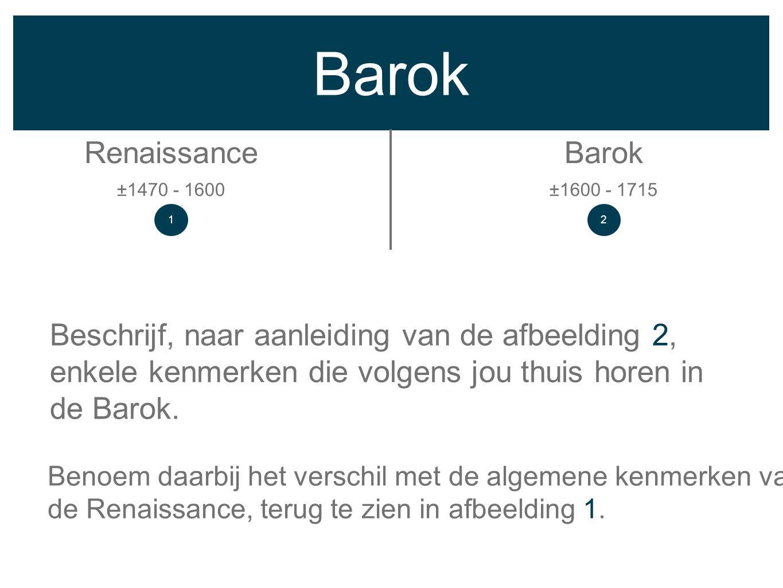 Barok Renaissance Barok