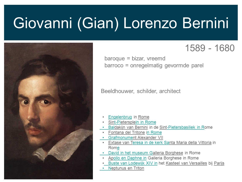 Giovanni (Gian) Lorenzo Bernini