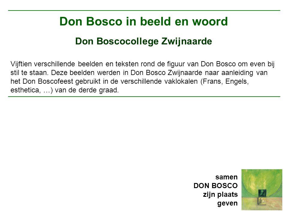 Don Bosco in beeld en woord