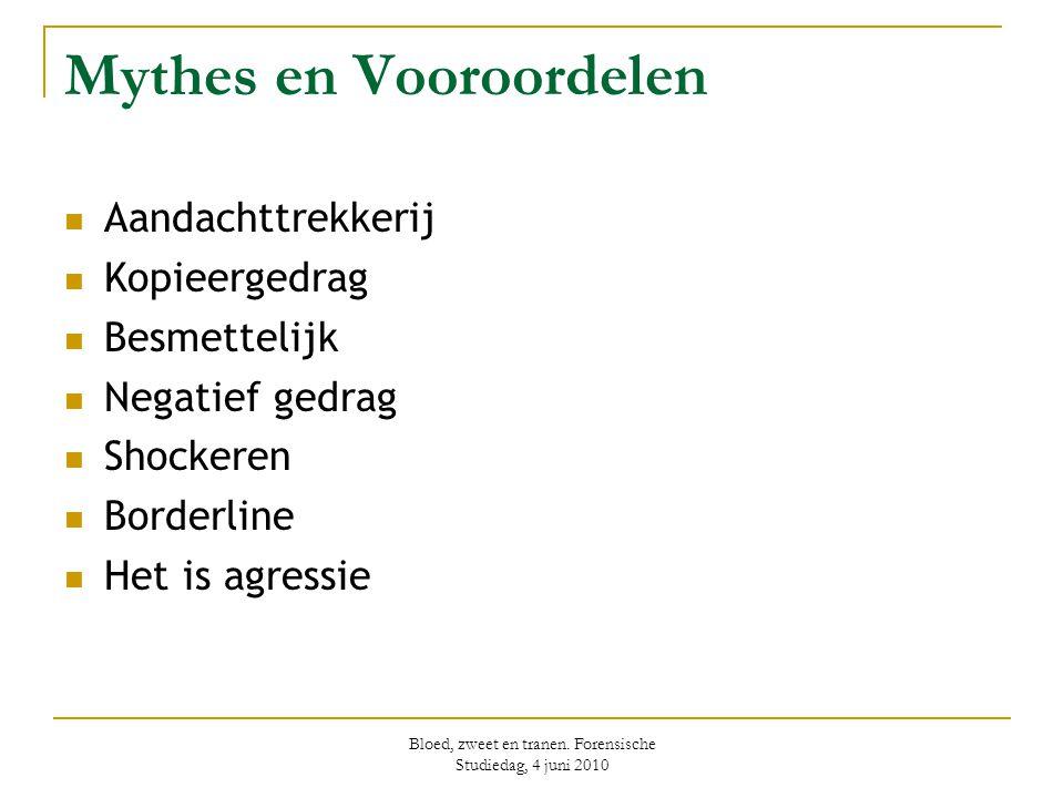 Mythes en Vooroordelen
