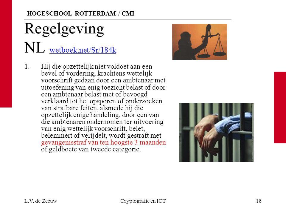 Regelgeving NL wetboek.net/Sr/184k