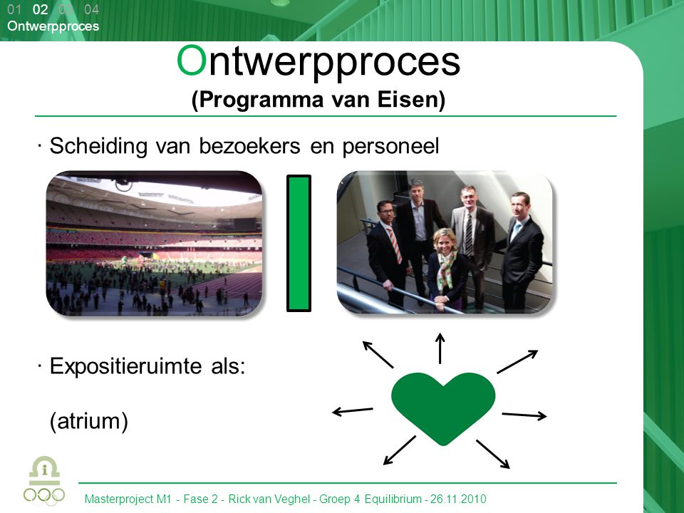 Ontwerpproces (Programma van Eisen)
