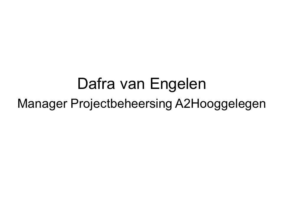 Manager Projectbeheersing A2Hooggelegen