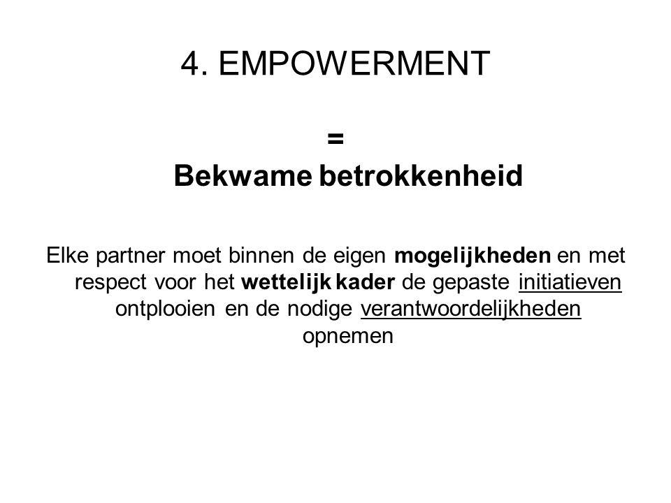 = Bekwame betrokkenheid