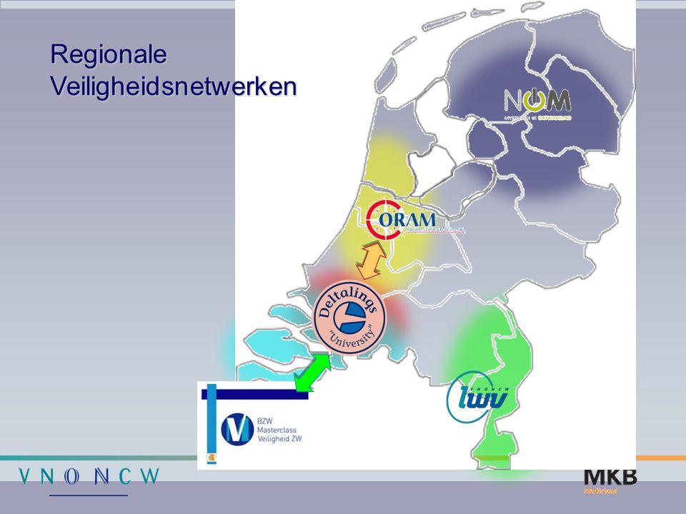 Regionale Veiligheidsnetwerken