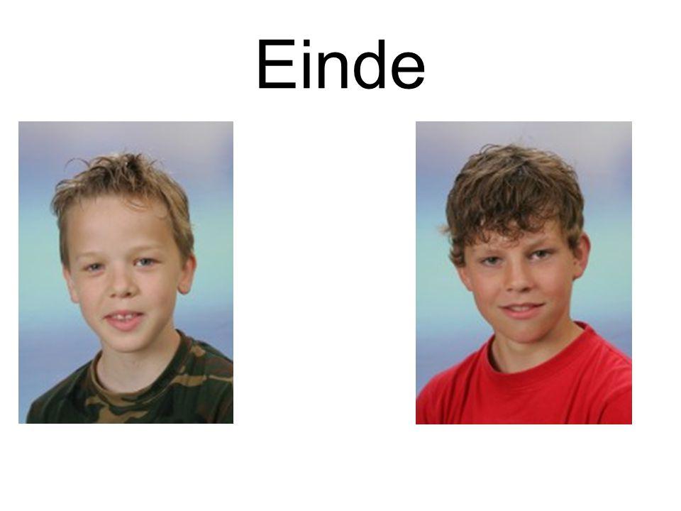 Sander en Ruben Maters Einde Gemaakt door: