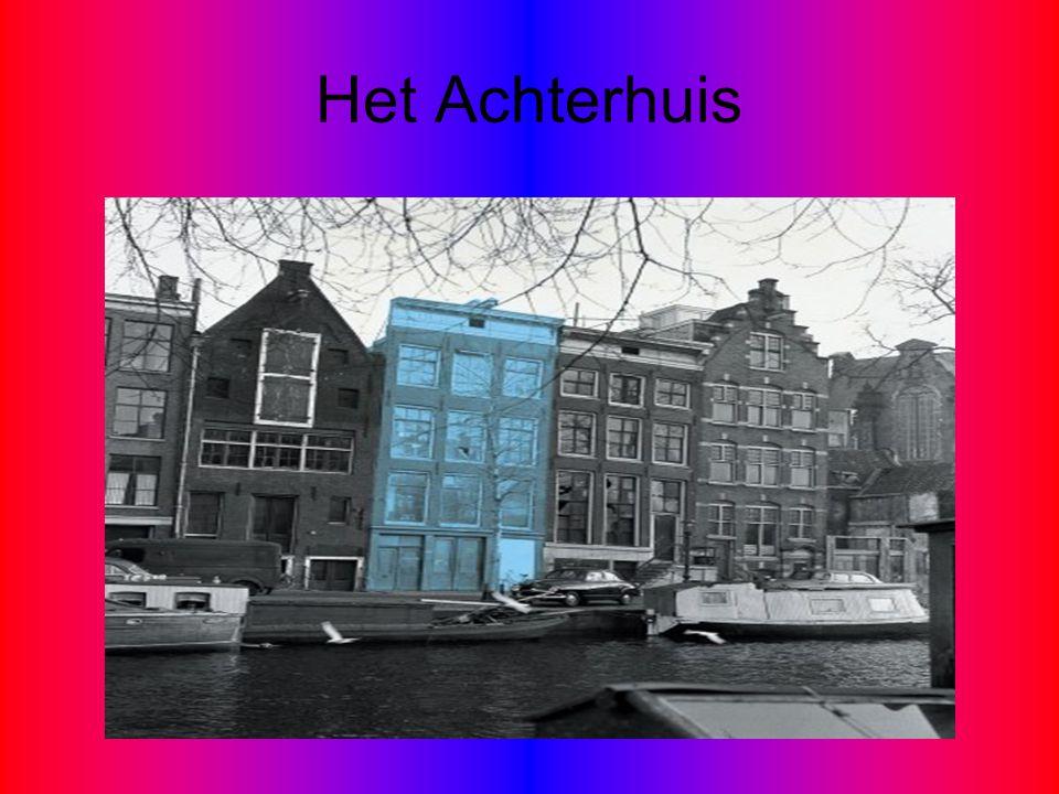 Het Achterhuis