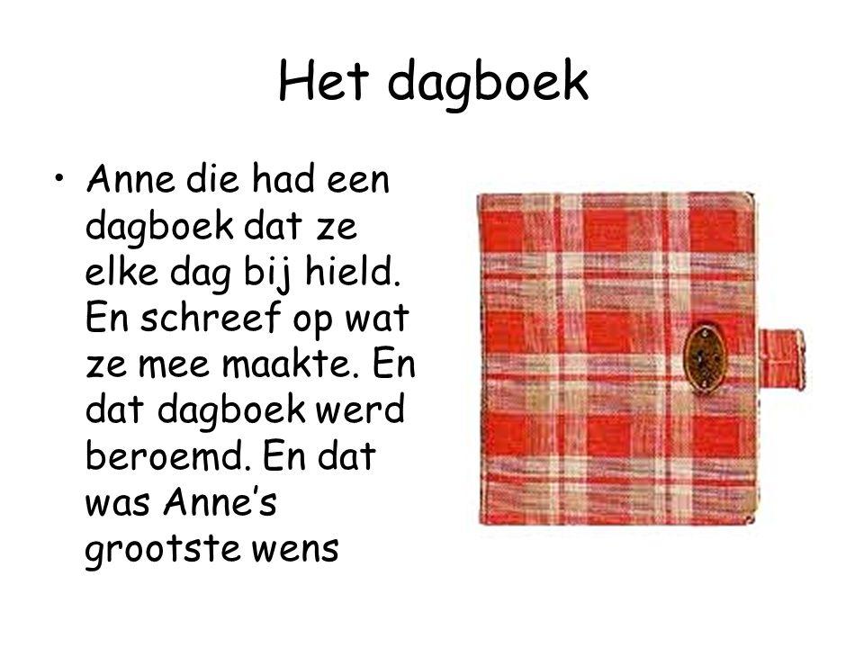 Het dagboek