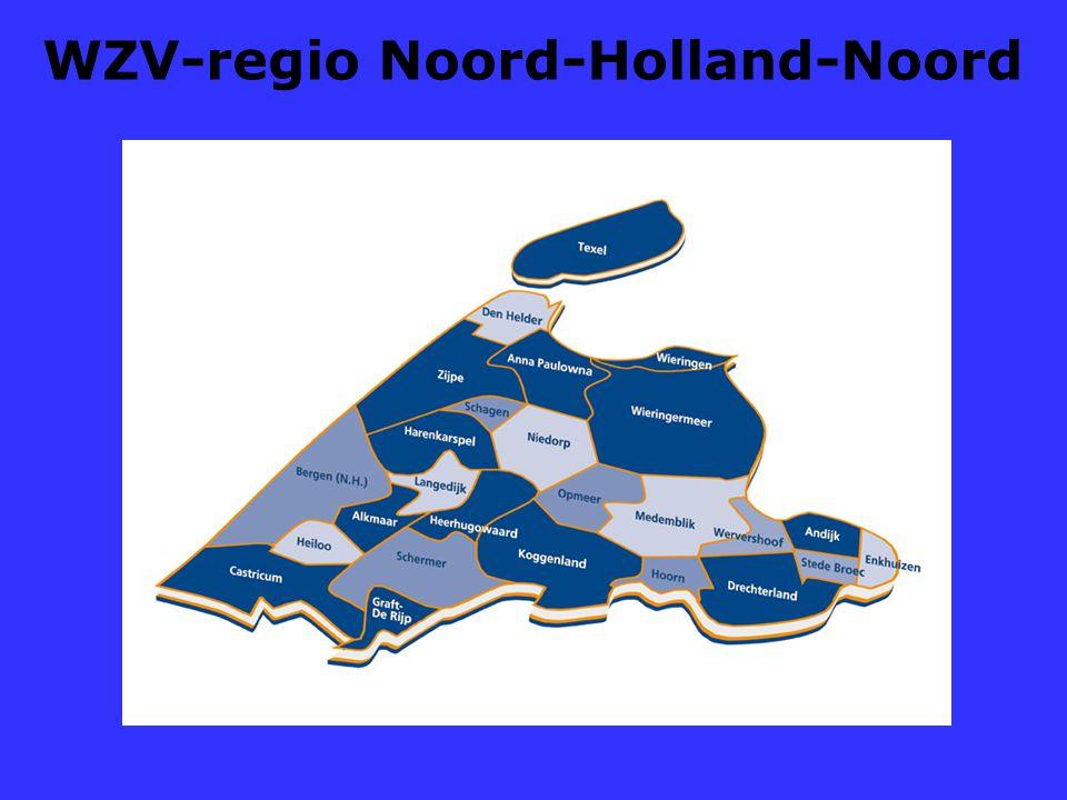 WZV-regio Noord-Holland-Noord