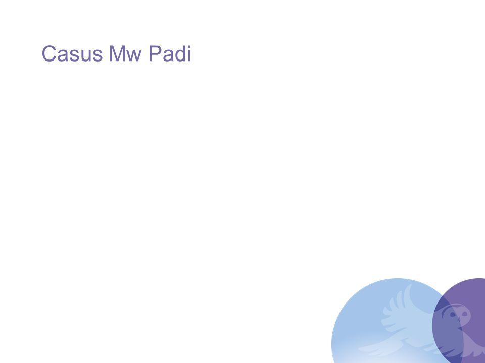 Casus Mw Padi