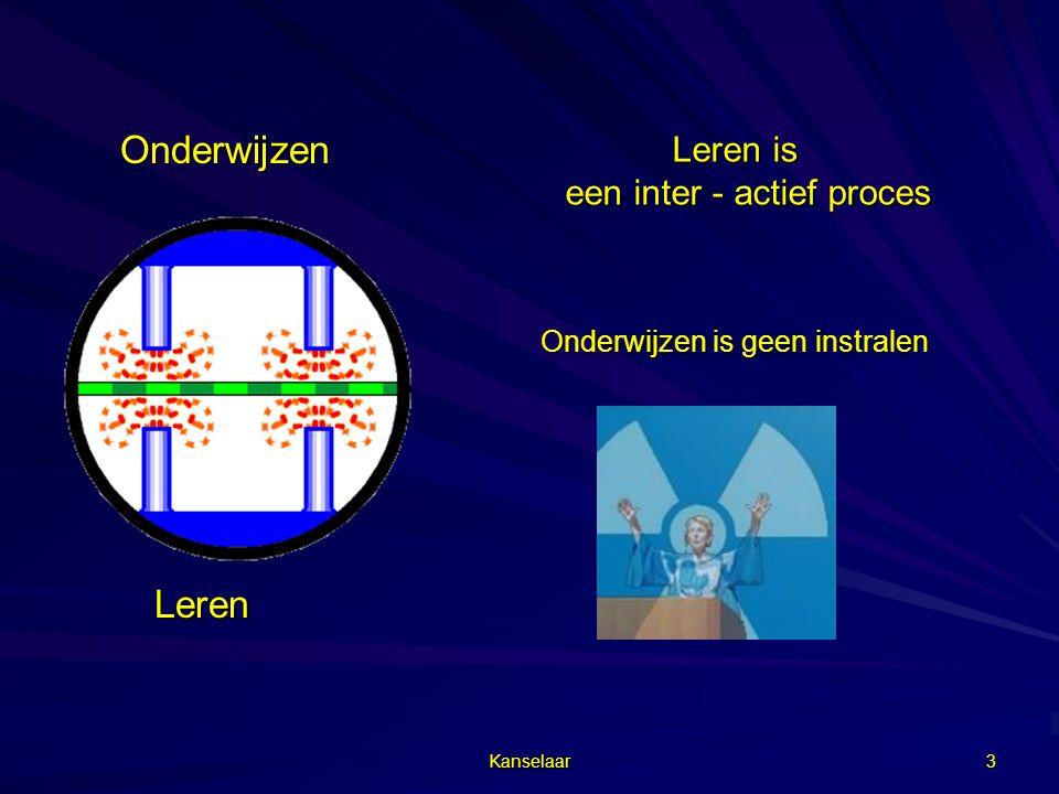 een inter - actief proces