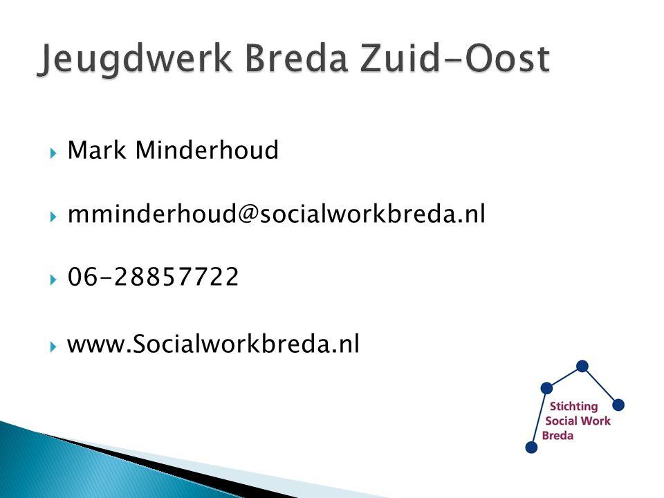 Jeugdwerk Breda Zuid-Oost