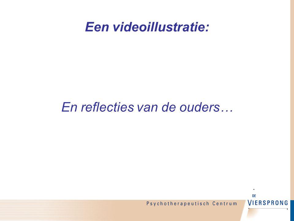 Een videoillustratie: