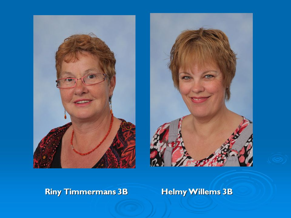 Riny Timmermans 3B Helmy Willems 3B