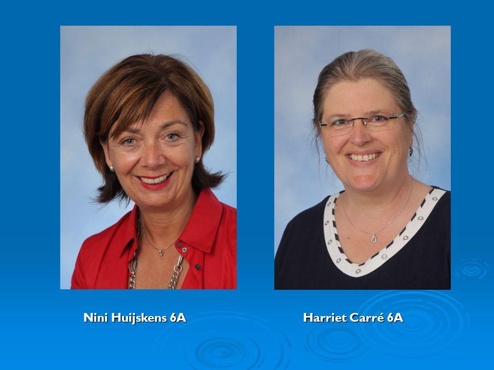 Nini Huijskens 6A Harriet Carré 6A