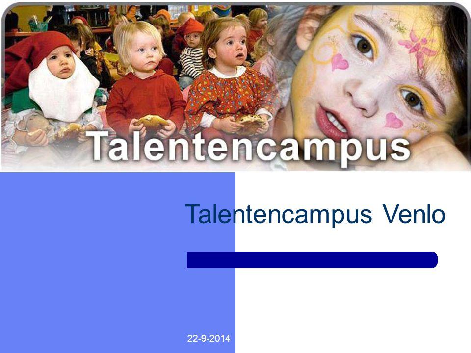 TALENTENCAMPUS Talentencampus Venlo 5-4-2017