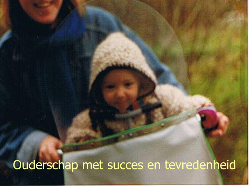 Ouderschap met succes en tevredenheid