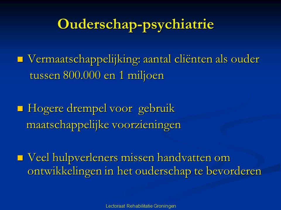 Ouderschap-psychiatrie