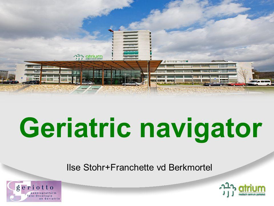 Ilse Stohr+Franchette vd Berkmortel