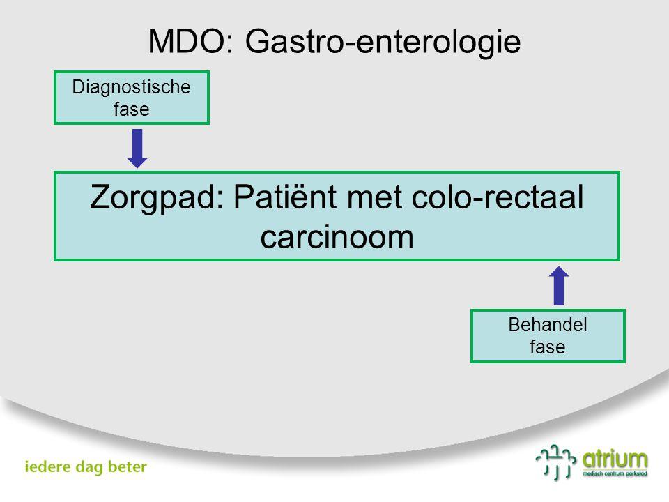 MDO: Gastro-enterologie