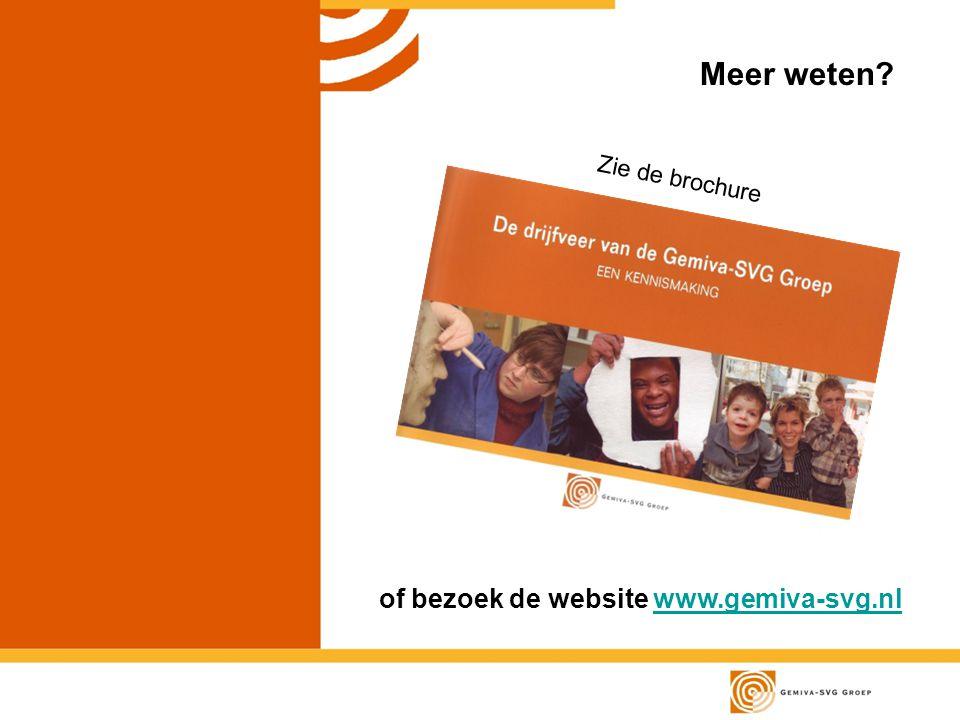of bezoek de website www.gemiva-svg.nl