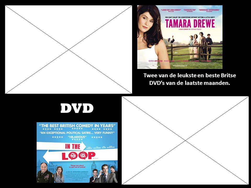 Twee van de leukste en beste Britse DVD's van de laatste maanden.