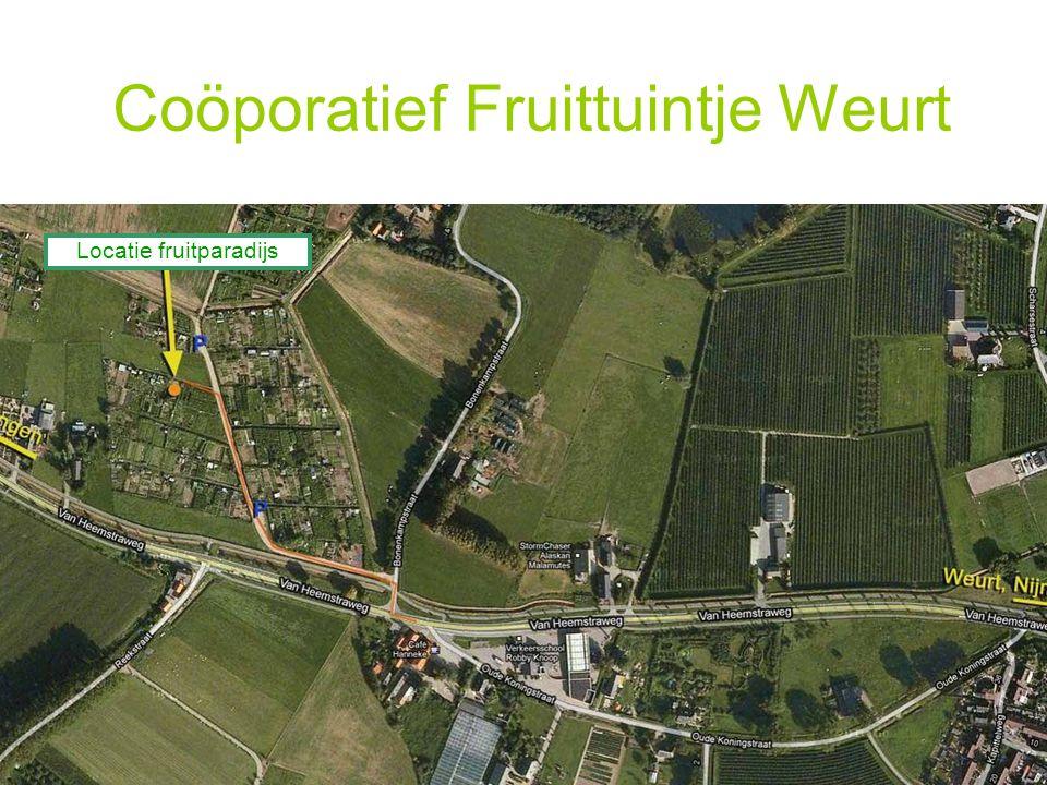 Coöporatief Fruittuintje Weurt