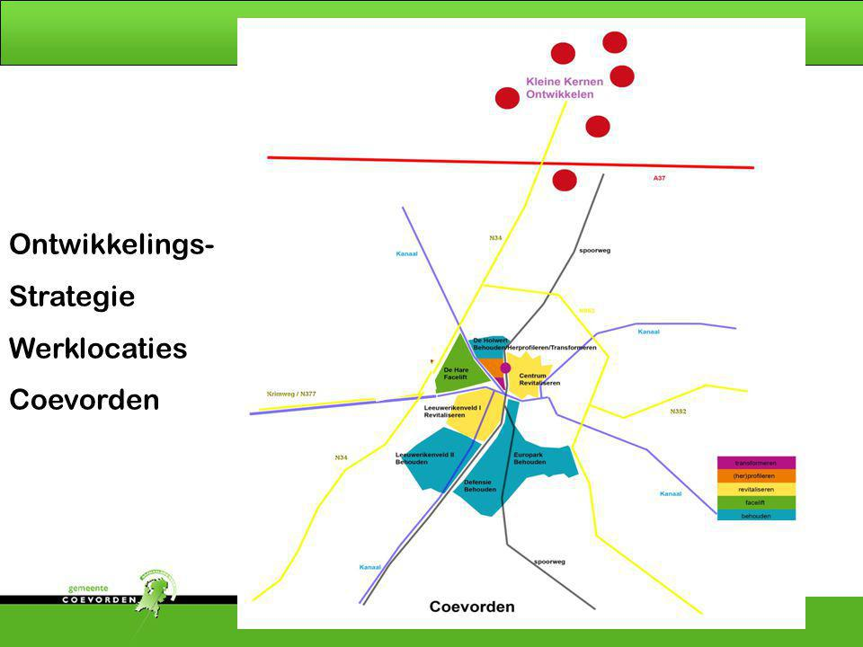 Onderscheiden -2 Ontwikkelings- Strategie Werklocaties Coevorden