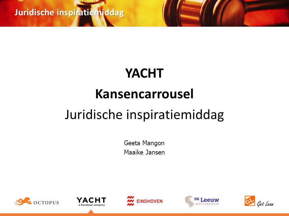 Juridische inspiratiemiddag