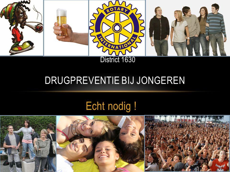 Drugpreventie bij jongeren