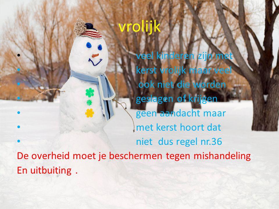 vrolijk veel kinderen zijn met kerst vrolijk maar veel