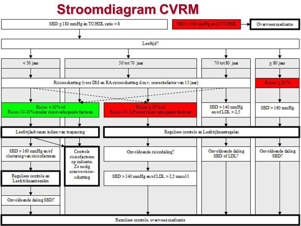 Stroomdiagram CVRM Stroomdiagram CVRM