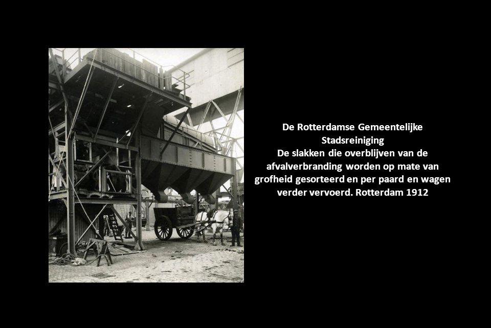 De Rotterdamse Gemeentelijke Stadsreiniging