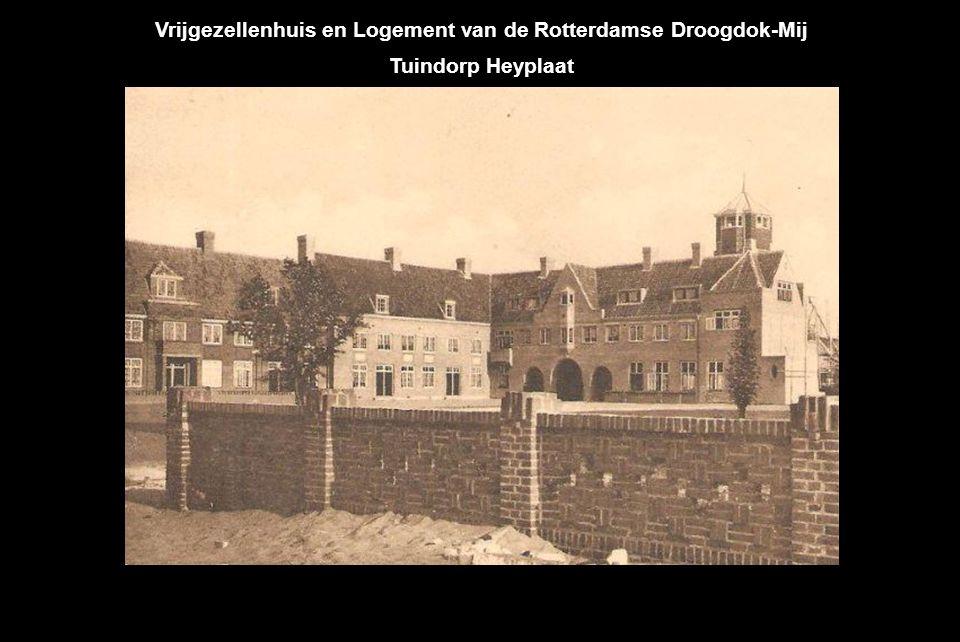 Vrijgezellenhuis en Logement van de Rotterdamse Droogdok-Mij