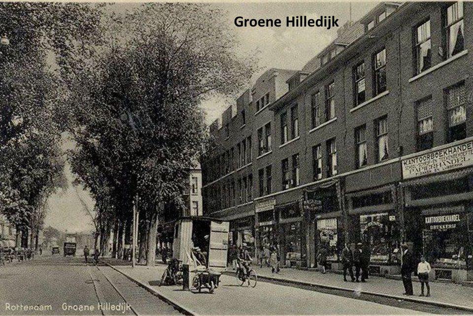 Groene Hilledijk
