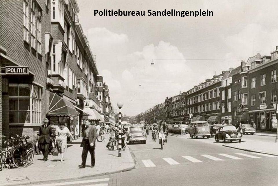 Politiebureau Sandelingenplein