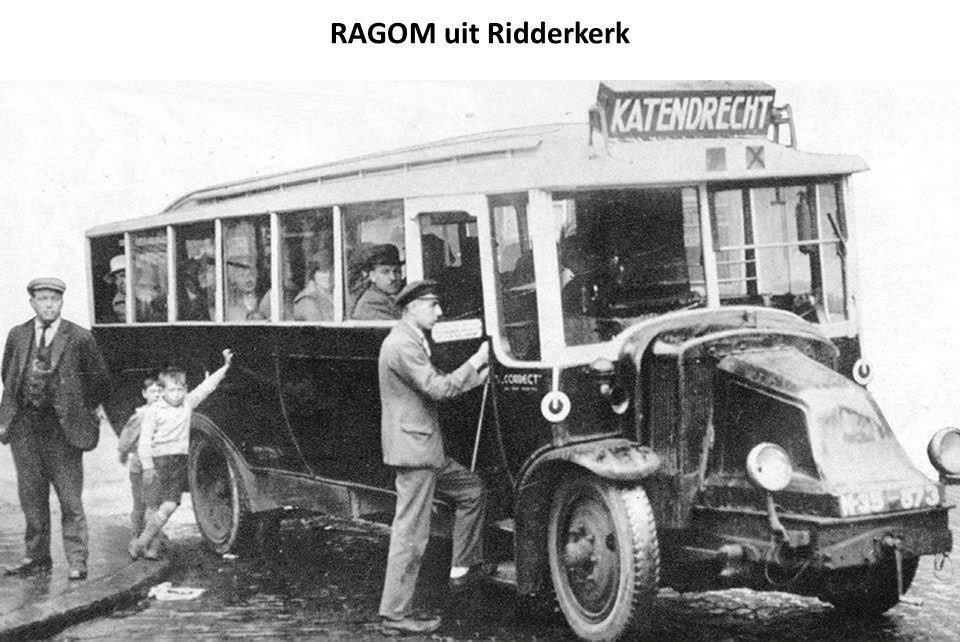 RAGOM uit Ridderkerk