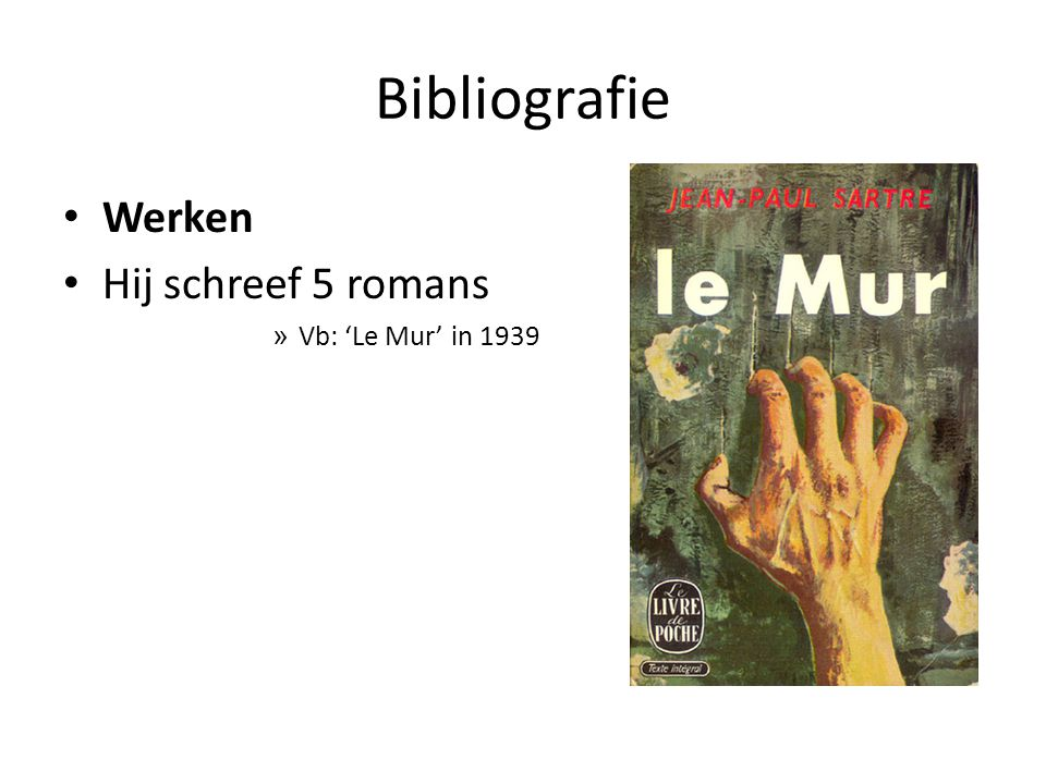 Filosofische Citaten Vrijheid : Jean paul sartre ppt download