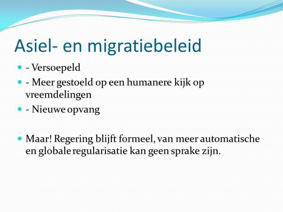 Asiel- en migratiebeleid