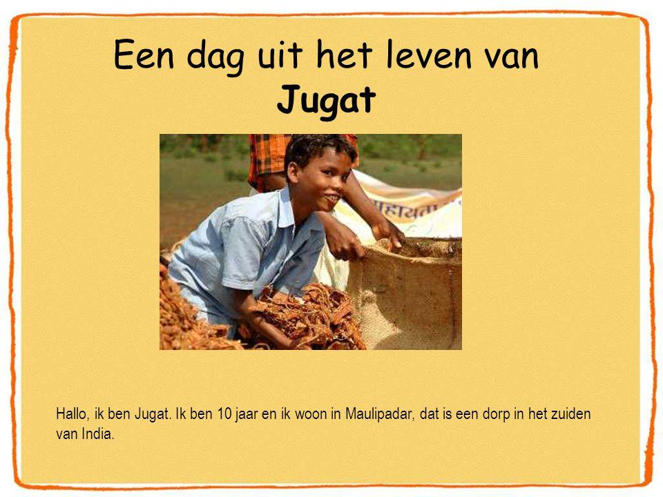 Een dag uit het leven van Jugat