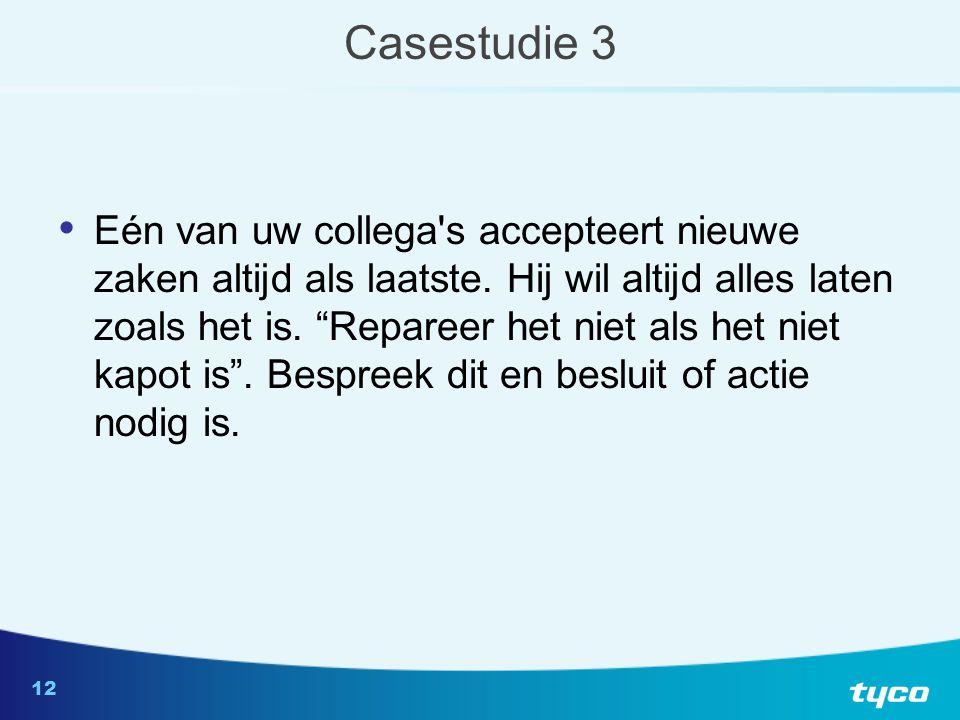 Casestudie 4