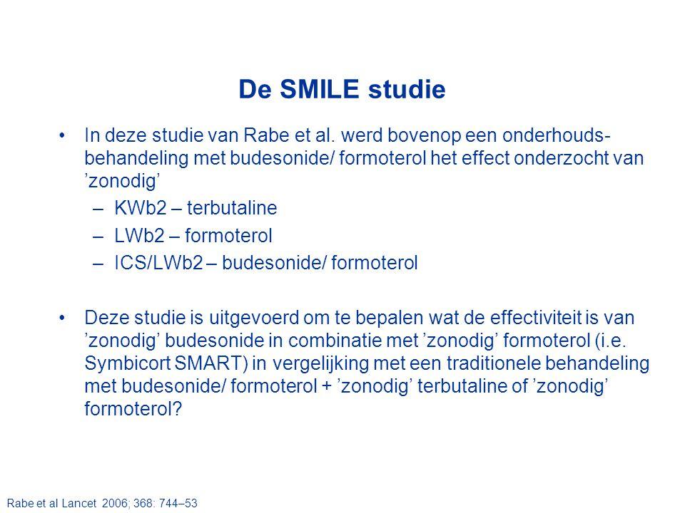 De SMILE studie