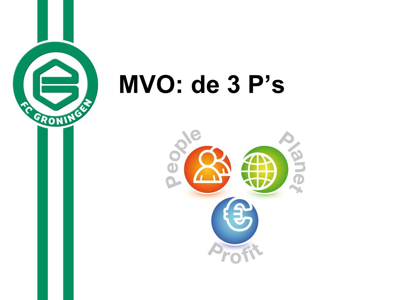 MVO: de 3 P's