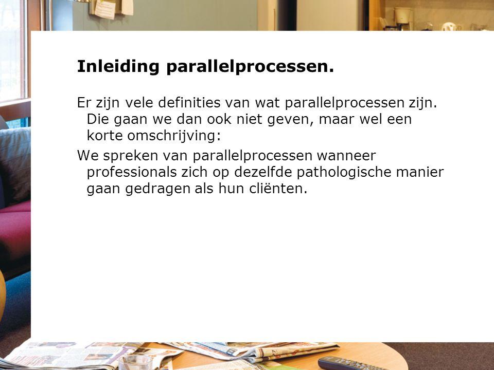 Inleiding parallelprocessen.
