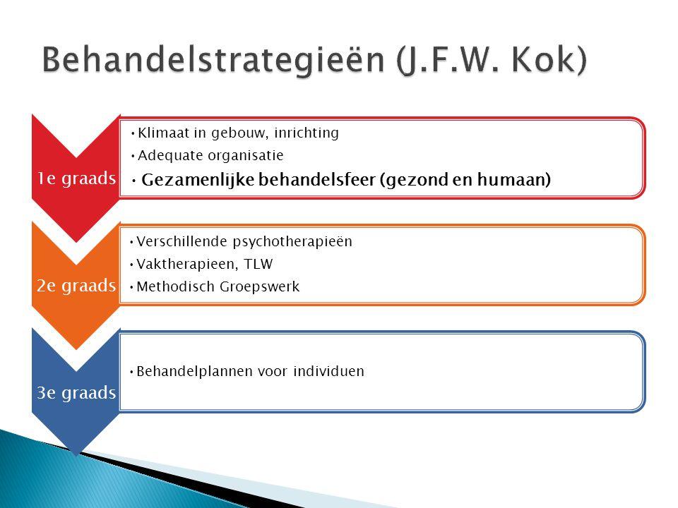 Behandelstrategieën (J.F.W. Kok)