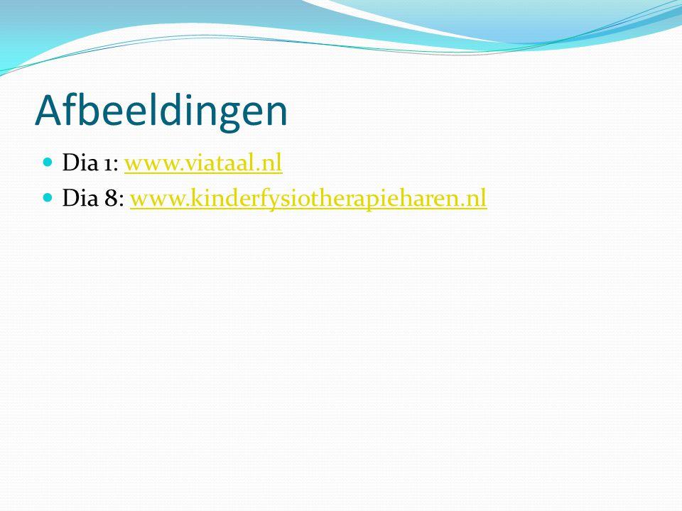 Afbeeldingen Dia 1: www.viataal.nl