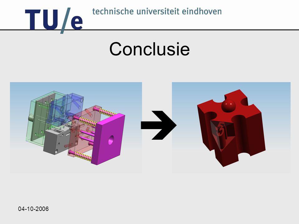 Conclusie  04-10-2006